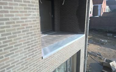 APD - Terrassen op tegeldragers